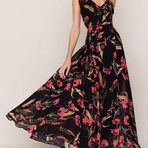 NWT Yumi Kim Peace and Love dress in Ruby Romance